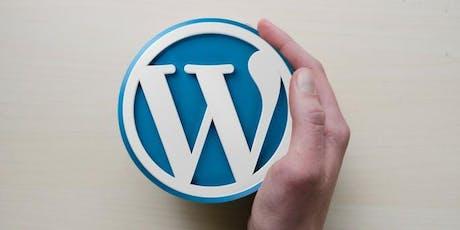 WordPress Meetup tickets
