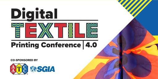 AATCC/SGIA Digital Textile Printing Conference 4.0