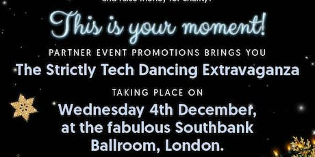 The Strictly Tech Dancing Christmas Extravaganza tickets