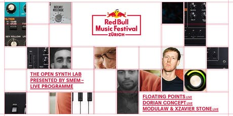 Red Bull Music Festival Zürich: Floating Points Live / Dorian Concept &more Tickets