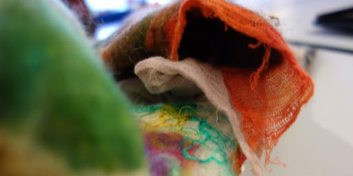 Design and Create: Nuno Felting