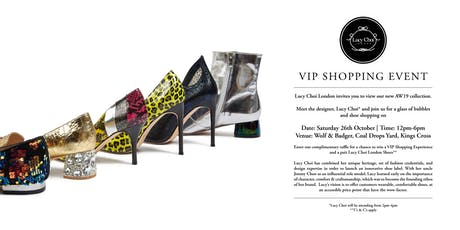 Lucy Choi VIP Shopping Event tickets