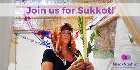 Shabbat in Sukkot! tickets