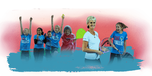 She Rallies - Learn to teach tennis to teenage girls