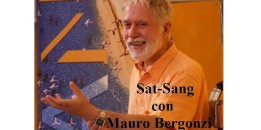 IL SORRISO DELL'ESSERE, SAT-SANG CON MAURO BERGONZI presso Yoganostress
