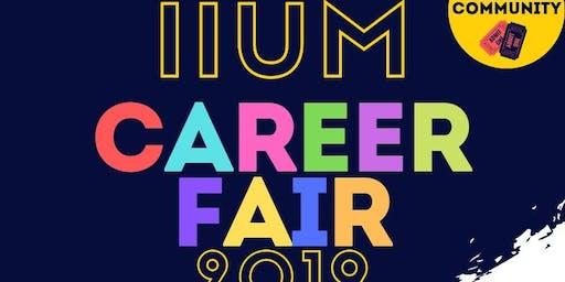 IIUM Career Fair 2019