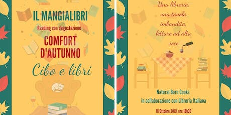 IL MANGIALIBRI Tickets