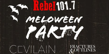 Rebel 101.7's MELOWEEN Party! tickets
