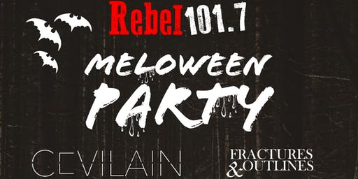 Rebel 101.7's MELOWEEN Party!