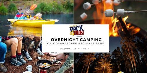 Overnight: Caloosatchee Regional Park