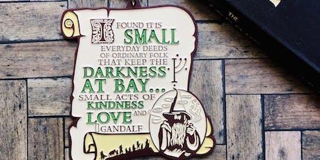 The Hobbit Day 1M 5 10K 13.1 26.2 -Salem tickets