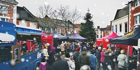 Festive Feast and Crafts Market tickets