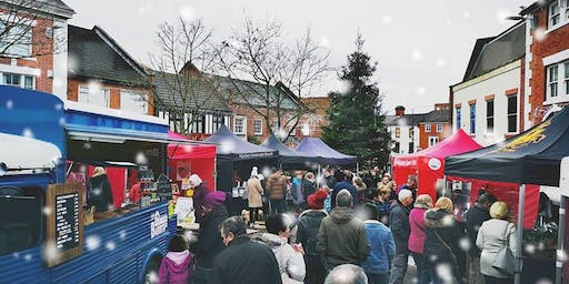 Festive Feast and Crafts Market
