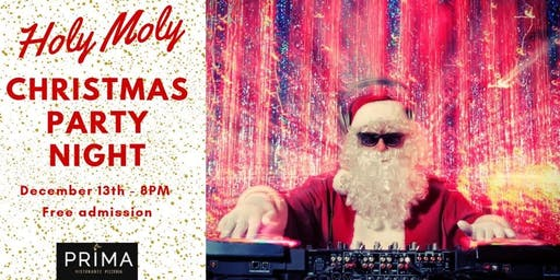 Holy Moly Christmas Party Night