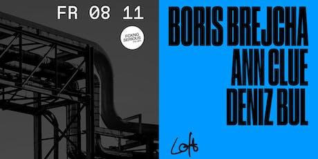 FCKNG Serious: Boris Brejcha, Ann Clue & Deniz Bul im Loft Tickets