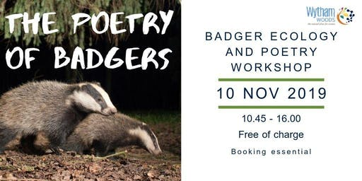 The Poetry of Badgers