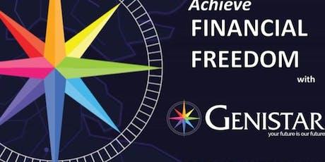 Genistar Group orientation tickets