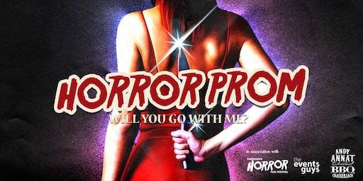 Horror Prom Halloween Party - 1st November