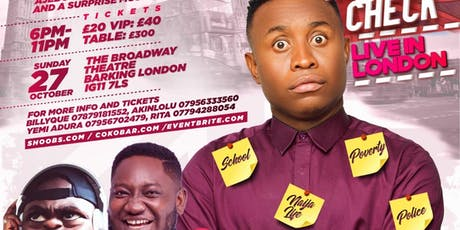 Pencil Unbroken Live In London ft. Lasisi Elenu , Ajebo + More tickets