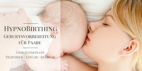 HypnoBirthing Geburtsvorbereitung für Paare Tickets
