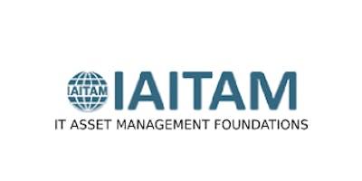 IAITAM IT Asset Management Foundations 2 Days Training in Utrecht