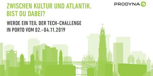 Porto-Tech-Challenge von PRODYNA