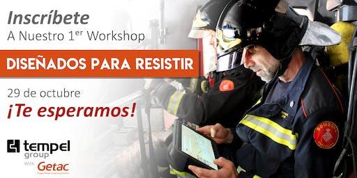 """WORKSHOP  """"DISEÑADOS PARA RESISTIR"""""""