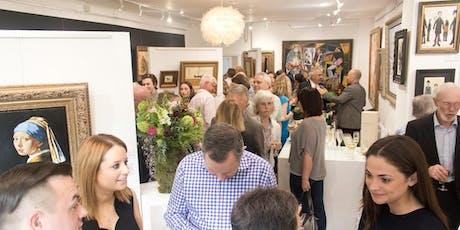 David Henty 'Copycat' Exhibition at Host Galleries tickets