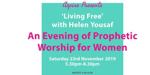 Living Free with Helen Yousaf