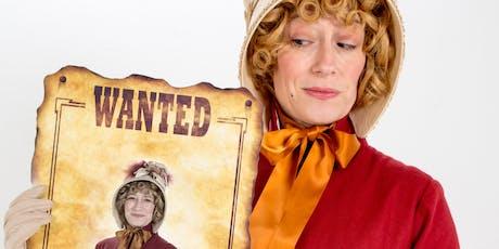 HISTORIC TALK: Bad Girls and Bonnets by History Wardrobe tickets