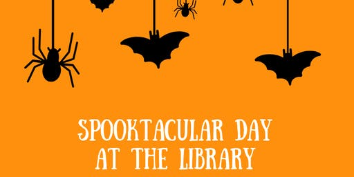 Spooktacular Day at the Library