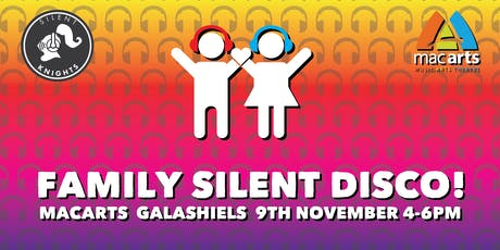 Family Silent Disco! tickets