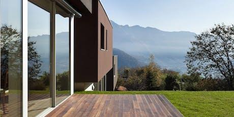 BIELLA - Progettare con il legno: strategie, tecnologie, esperienze biglietti