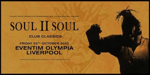 Soul II Soul - Club Classics  (Olympia, Liverpool)