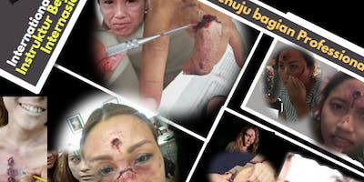 Special Effects SFX(Horror, Crime, Fighting)Make Up in Film, Surabaya Class
