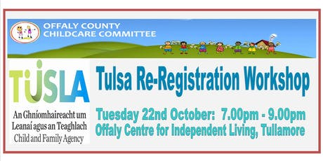 Tulsa Re-Registration Workshop tickets
