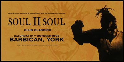 Soul II Soul - Club Classics(Barbican, York)
