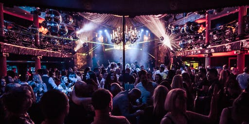 VIP Speed Dating & Club Entry @ Cafe De Paris (Ages 23-35)