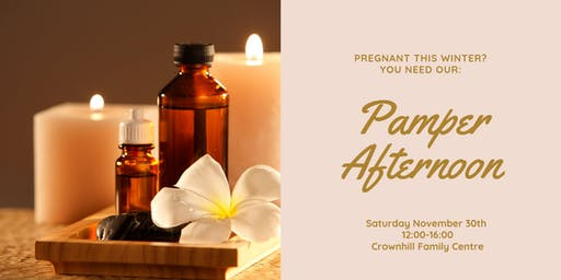 Pregnancy Pamper Afternoon 2019