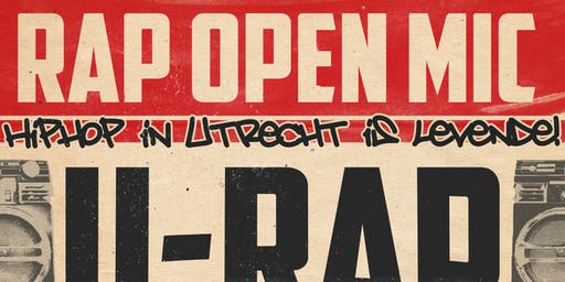 U Rap - Open Mic (performen)