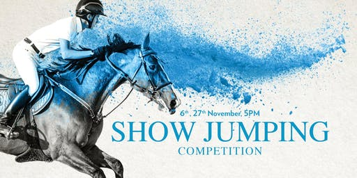 AHPRC Showjumping Competitions - November 2019