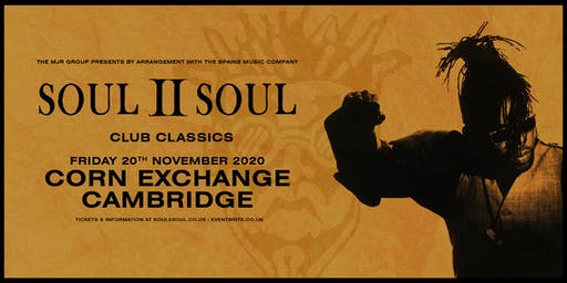 Soul II Soul - Club Classics (Corn Exchange, Cambridge)
