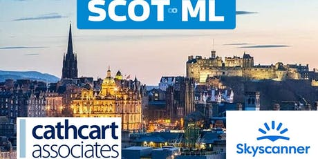 ScotML @ Skyscanner tickets