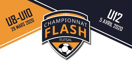Championnat FLASH de Futsal (Édition 2020) - Tournoi - Coupe tickets