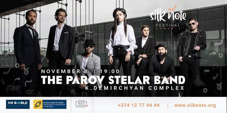 The Parov Stelar Band at Silk Note Festival in Armenia tickets
