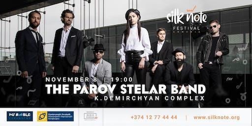 The Parov Stelar Band at Silk Note Festival in Armenia