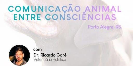 Inscrição - Curso Inicial Comunicação Animal (19 e 20 de novembro - Porto Alegre)