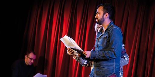 Rehearsed Reading: BFI NETWORK Script Lab