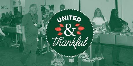 United & Thankful tickets