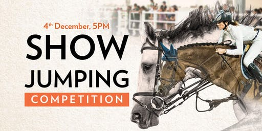 AHPRC Showjumping Competition - December 2019
